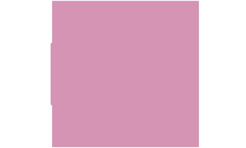 Pakkaus ikoni, avoin laatikko, pinkki