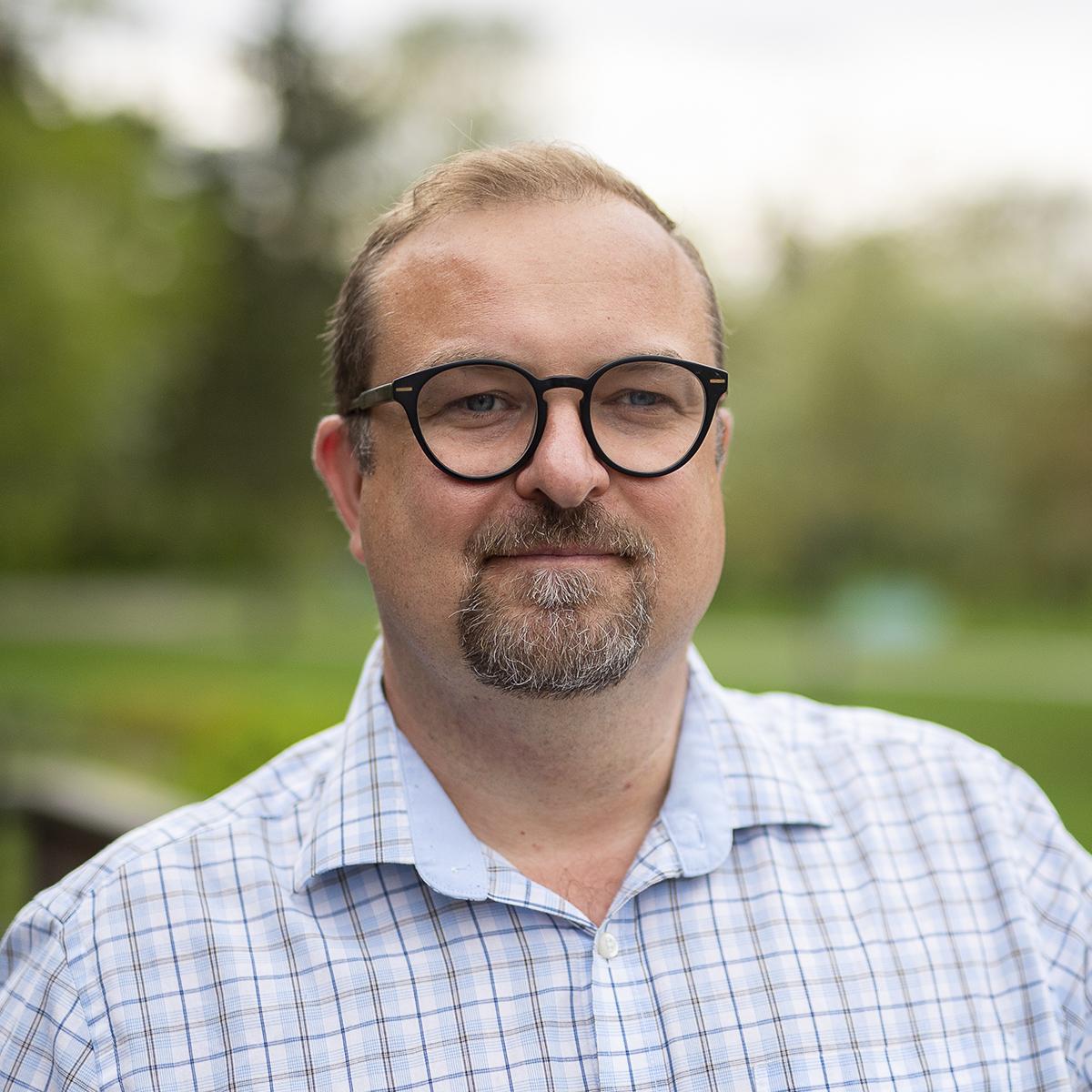 Jarno Erkamaa tehtanjohtaja